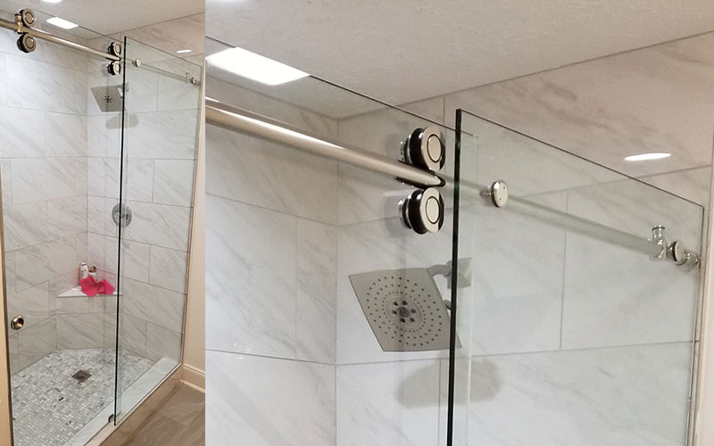 glass shower installation atlanta